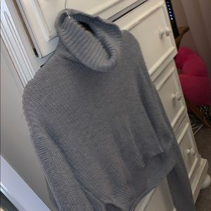 Forever 21 Sweaters - Cropped turtleneck sweater